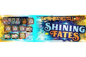 Pokemon Shining Fates - Forhåndssalget har startet!