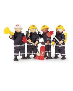 Pintoy - Brannmenn og Utstyr