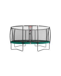 BERG Toys Grand Champion Trampoline med deluxe sikkerhetsnett