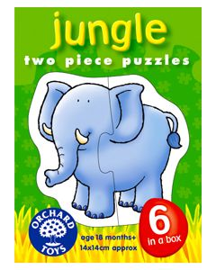 Orchard Toys - Puslespill - Jungel