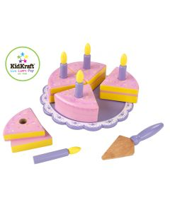 KidKraft Fødselsdagskake Trelekesett