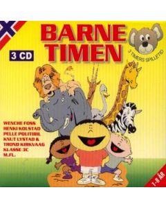 Barnetimen - 3 pk CD