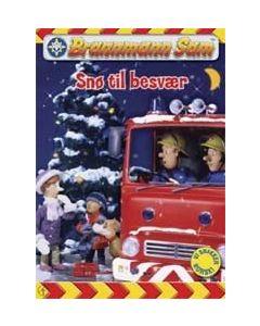 Brannman Sam, Snø til besvær