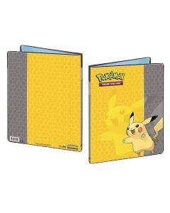 Pokemon Portfolio 4-Pocket - Pikachu