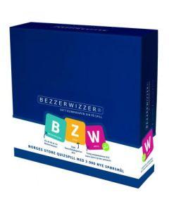 Bezzerwizzer Original Brettspill - med 3000 nye spørsmål.