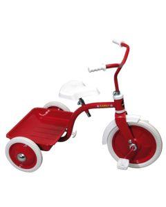 DBS Trehjulsykkel Bambo tippo - Rød