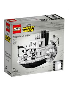 LEGO Ideas 21317 Steamboat Willie Disney Mikke Mus