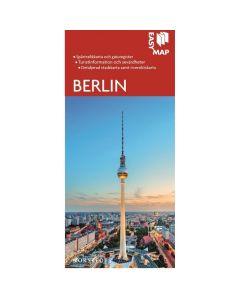 Bykart Berlin EasyMap stadskarta