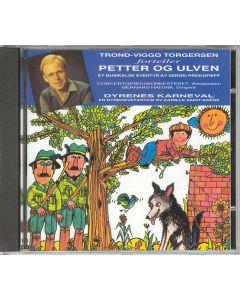 Petter og ulven - Trond Viggo