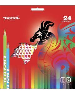 Fargeblyanter Penol 24 tynn