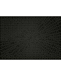 Puslespill Ravensburger brikker 736 KRYPT Black