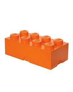 LEGO - Oppbevaringskasse 8 - orange