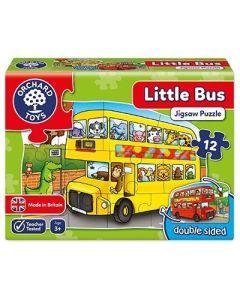 Orchard Toys - Little Bus (dobbelsidig) Puslespill