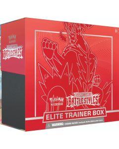 Pokémon TCG: Battle Styles Elite Trainer Box - Single Strike