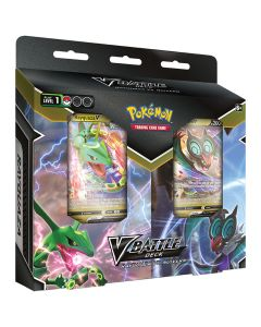 Pokémon V Battle Deck Bundle - Rayquaza VS Noivern