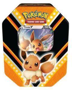 Pokémon V Powers Tin - Eevee