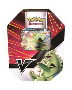 Pokémon TCG V Strikers Tin – Tyranitar