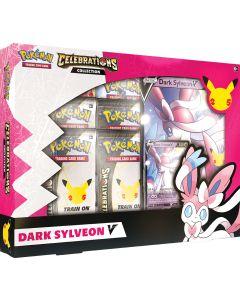 Pokémon TCG: Celebrations Deluxe Pin Collection Dark Sylveon V