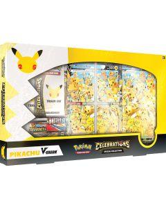 Pokémon TCG: Celebrations Special Collection Pikachu V–UNION