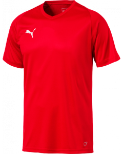 T-skjorte Puma Liga Jersey Core Youth rød farge