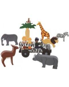 SRI Toys Trelekesett Afrika