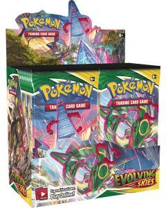 Pokémon TCG - Evolving Skies Booster Display