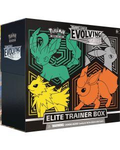 Pokémon TCG - Evolving Skies Elite Trainer Box - Leafeon, Umbreon, Jolteon & Flareon