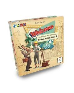 Welcome to.. er et meget godt roll 'n' write spill med en veldig fin design.