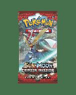 Pokémon TCG Crimson Invasion Boosterpakke