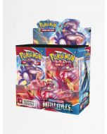 Pokémon TCG Battle Styles Booster Display