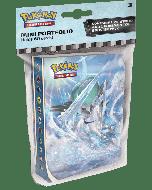 Pokémon TCG Chilling Reign Mini-Portfolio+Booster
