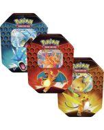 Pokemon Tin Fall 19 Hidden Fates 1