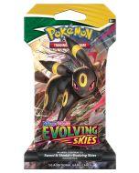 Pokémon TCG - Evolving Skies Sleeved Booster