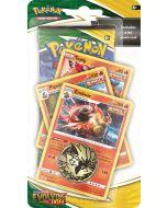 Pokémon TCG - Evolving Skies - Premium Checklane Blister - Emboar